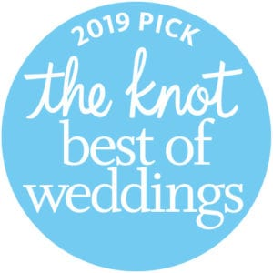 2019 Pick The Knot Best of Weddings for the top trusted, dependable, and fun to work with wedding vendors across the country