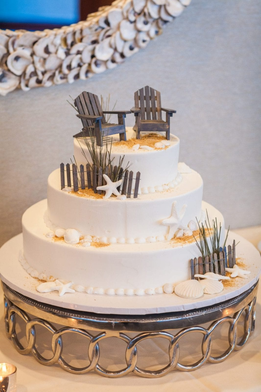 Jovon Photography Wedding Cake Photo
