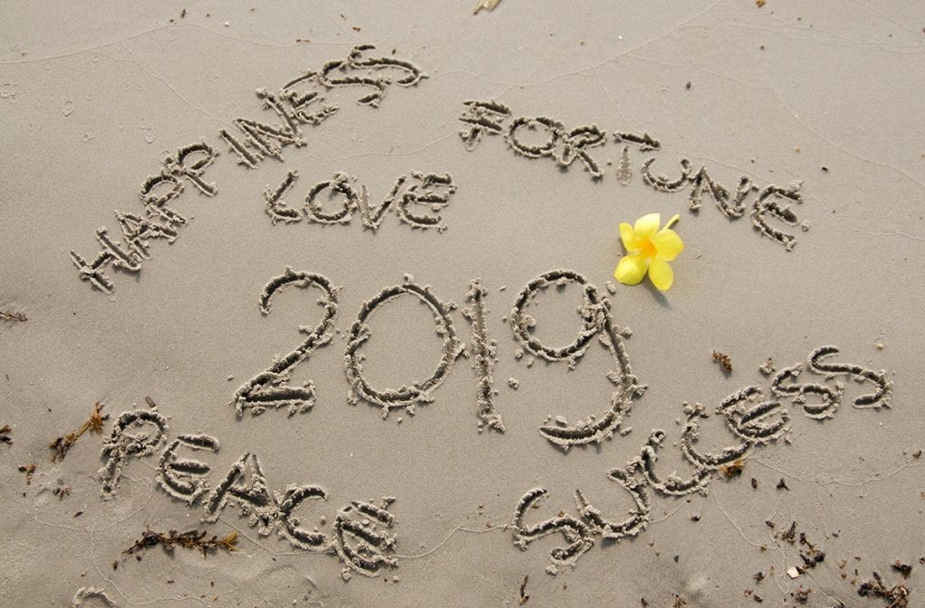 Wedding Messages in the Sand