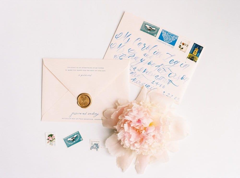 Postage wedding invite tips