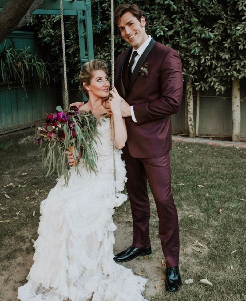 fall wedding gown trends