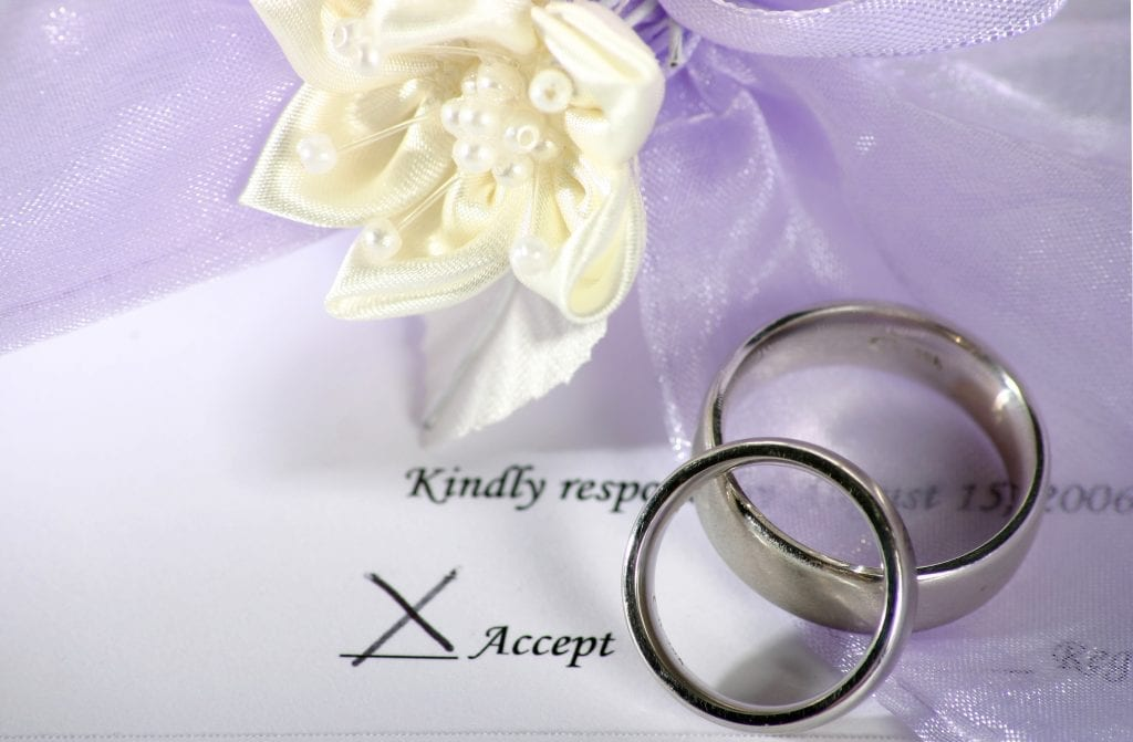 RSVP wedding invitation tips