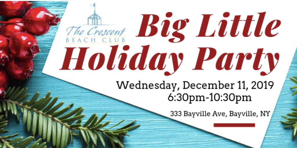 Big Little Holiday Party