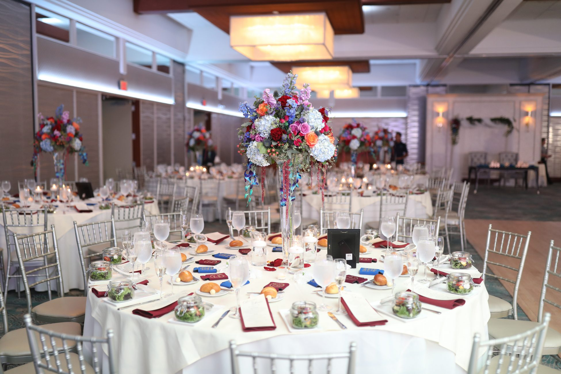 wedding dinner entrees