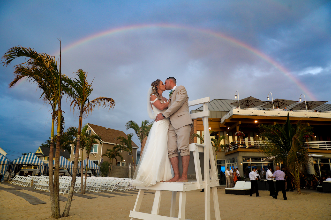 destination beach wedding